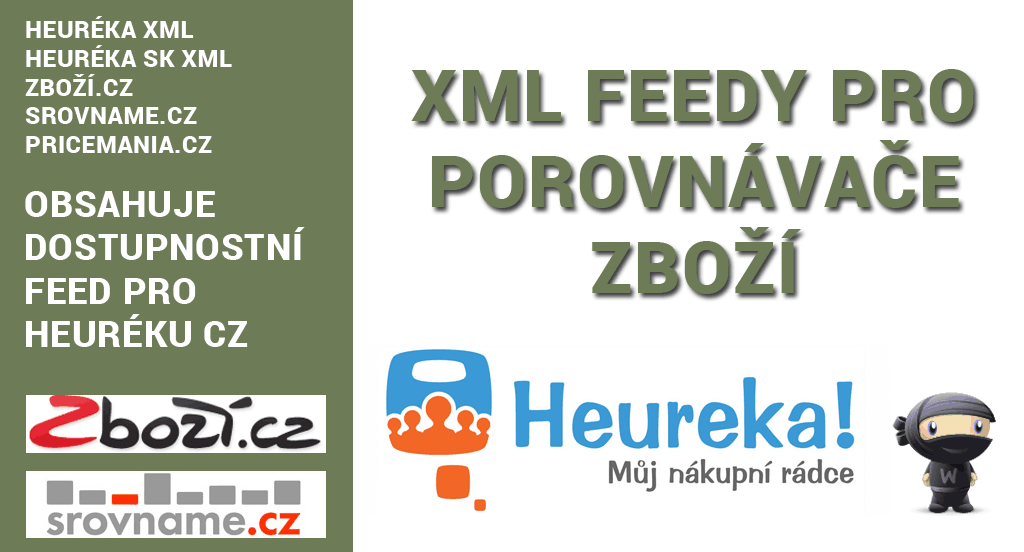 Wooshop XML Feeds