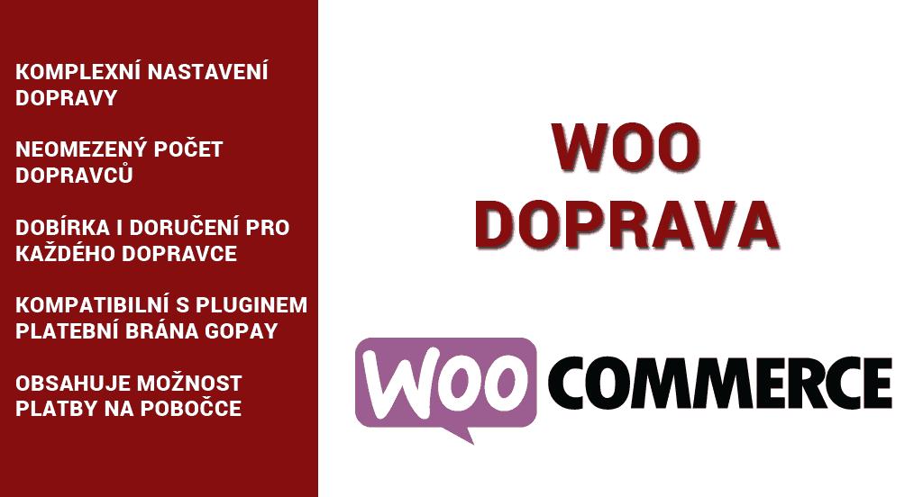 Aktualizace pluginu Woo Doprava na verzi 1.5.4