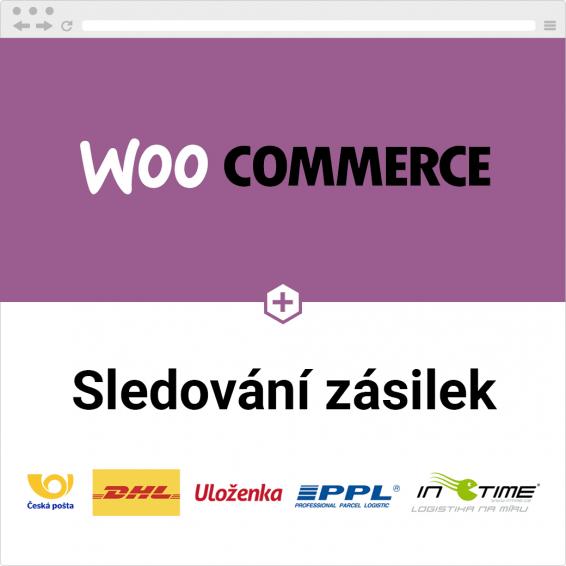 Dopravci v pluginu WooCommerce Sledování Zásilek CZ