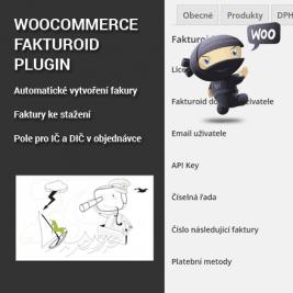 WooCommerce Fakturoid