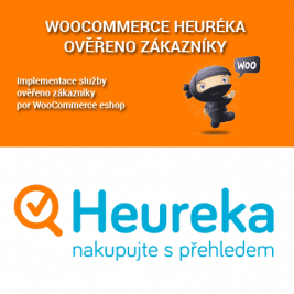 WooCommerce Heuréka Ověřeno Zákazníky SK verze