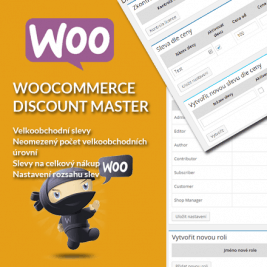 WooCommerce Discount Master