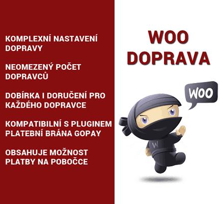 Aktualizace pluginu Woo Doprava na verzi 1.5.8