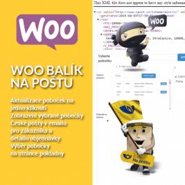 Woo Balík Na Poštu