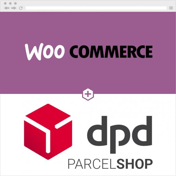 Propojení WooCommerce e-shopu a služby DPD ParcelShop