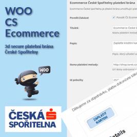 Woo CS Ecommerce