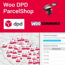 Woo DPD ParcelShop