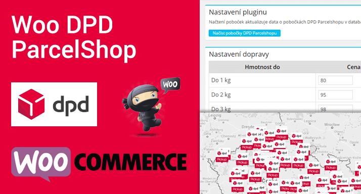 Aktualizace pluginu Woo DPD Parcelshop na verzi 1.1.1.