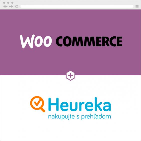 WooCommerce plugin pro propojení Heuréka sk Ověřeno zákazníky
