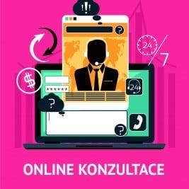 Online konzultace WooCommerce