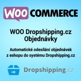 WOO Dropshipping.cz objednávky