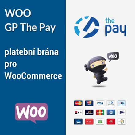 Aktualizace pluginu Woo The Pay na verzi 1.1.2