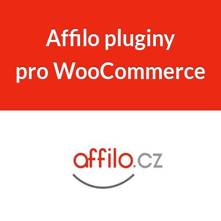 AFFILO pluginy