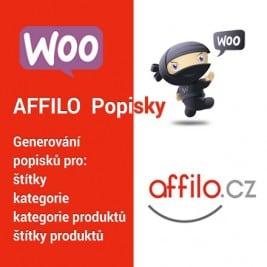 AFFILO Popisky
