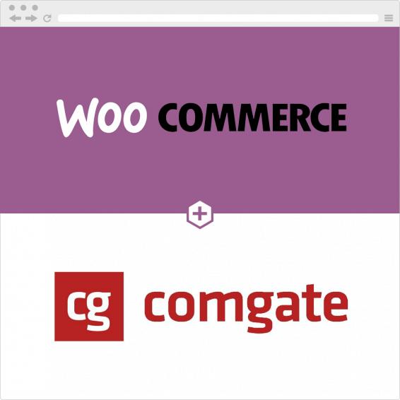 Propojení WooCommerce e-shopu a platební brány Comgate
