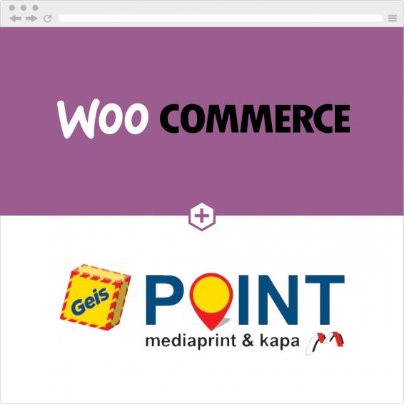 Propojení WooCommerce e-shopu a služby Geis Point