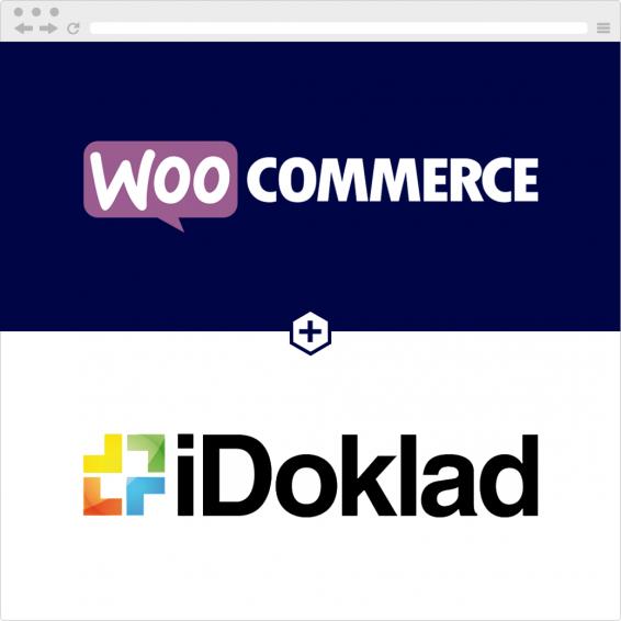 WordPress plugin WooCommerce iDoklad