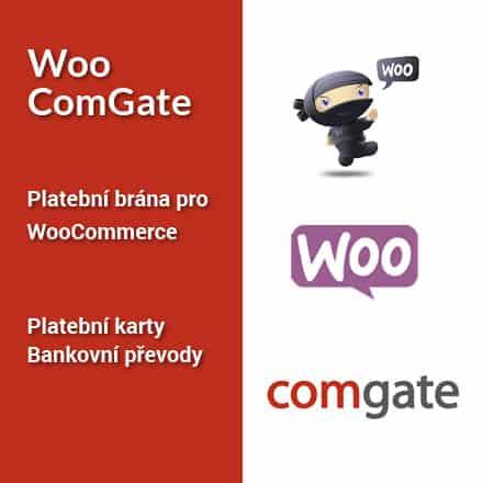 Aktualizace pluginu Woo Comgate na verzi 1.1.7 a1.1.8