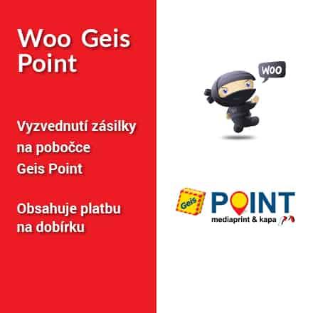 Woo Geispoint je nyní ve verzi 1.1.2