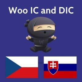 Woo IČ and DIČ