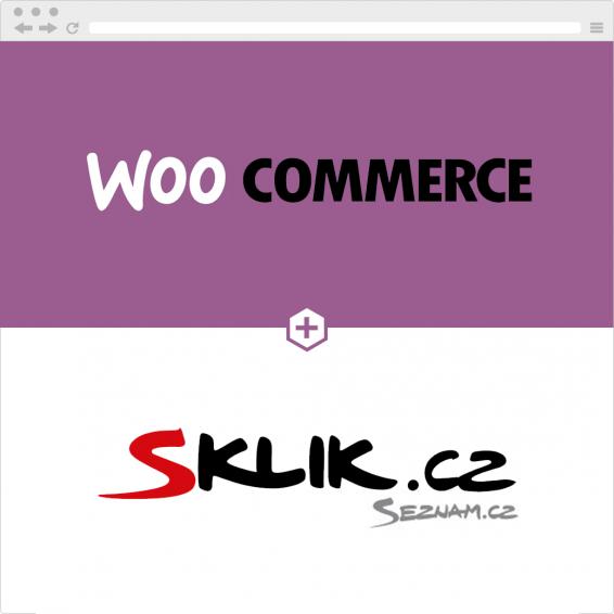 WooCommerce Sklik měření konverzí a retargeting