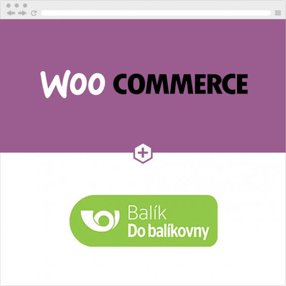 Propojení WooCommerce e-shopu a služby Balíkovna