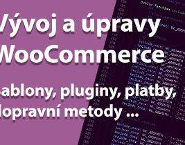 WooCommerce pro Vývojáře – školení Únor 2019 Praha