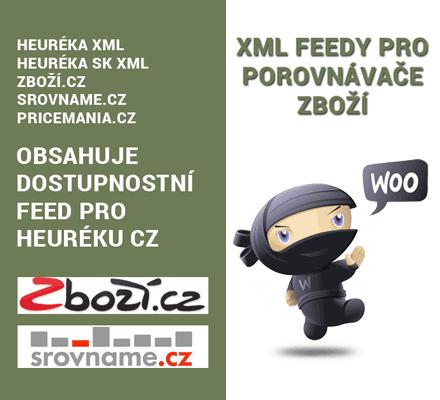 Aktualizace pluginu Woo XML Feeds na verze 3.4.2 a 3.4.3
