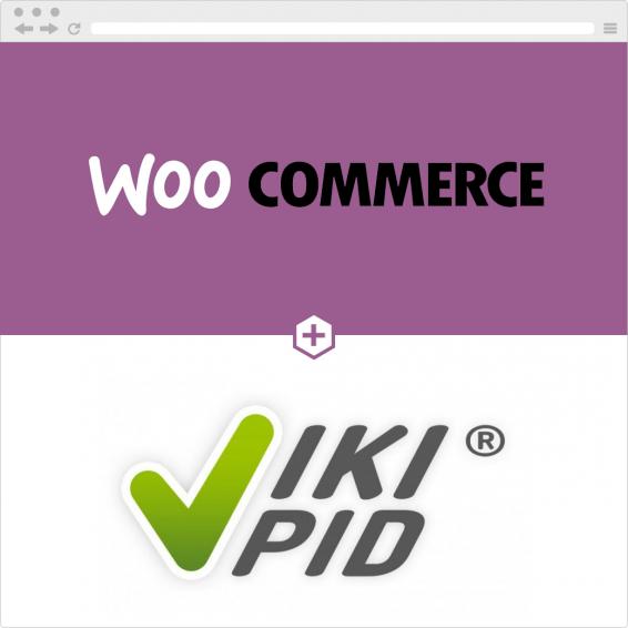 Propojení WooCommerce e-shopu a platební brány Vikipid