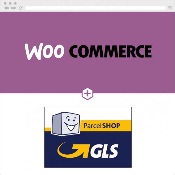 Propojení WooCommerce e-shopu a služby GLS Parcelshop