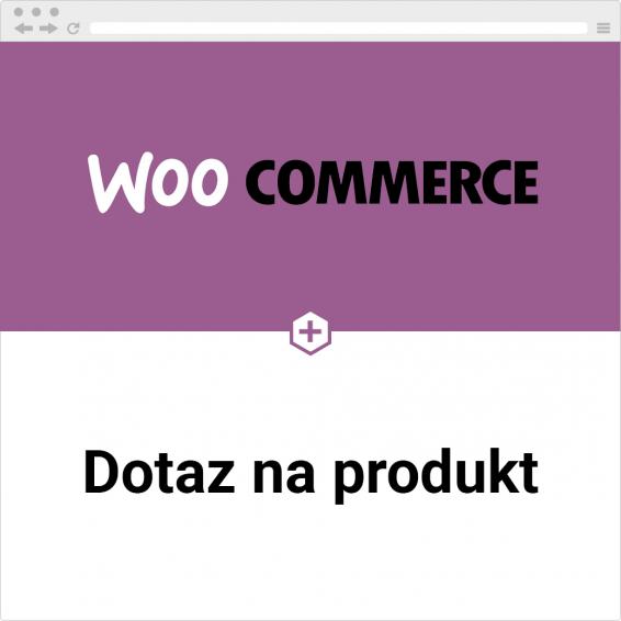 WooCommerce plugin pro vytvoření formuláře u produktu