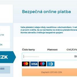 Instalace a nastavení ČSOB platební karty