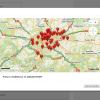 Mapa poboček ve WooCommerce Uloženka