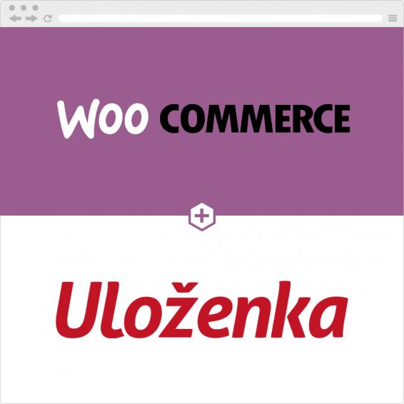 Propojení WooCommerce e-shopu a služby Uloženka