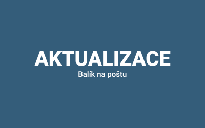 Woo Balík na Českou poštu 1.2.4 aWoo Balík Na Slovenskou poštu 2.0.3