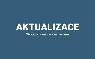 WooCommerce Zásilkovna 3.0