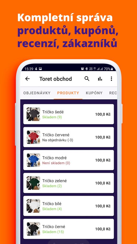 Toret WooCommerce Manager - kompletní správa produktů, kupónů, recenzí, zákazníků