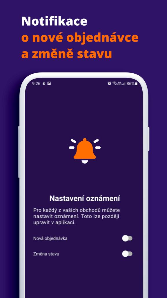 Toret WooCommerce Manager - notifikace o nové objednávce a změně stavu